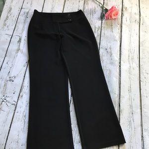 White House Black Market dress pants. Wide leg.